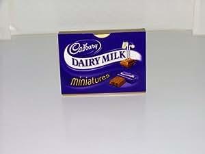 Cadbury's Dairy Milk Miniatures - Money Box Refills