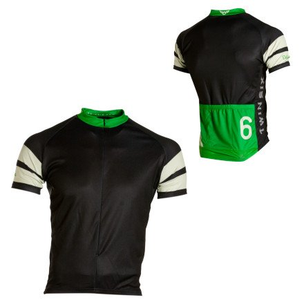 Buy Low Price Twin Six Deluxe Short Sleeve Jersey (B004VDKHR8)
