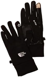 The North Face Etip Gants hiver de marque pour Téléphone portable/MP3 Taille L Noir