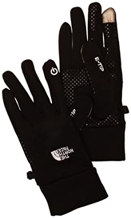 The North Face Etip Glove , TNF Black, M
