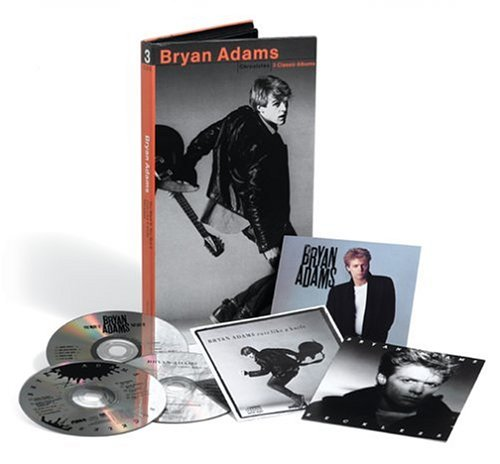 Bryan Adams - Chronicles: You Want It, You Got It/Cuts Like a Knife/Reckless - Zortam Music