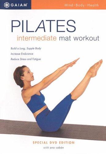 Pilates: Intermediate [DVD]