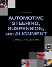 Auto Steering, Suspension, Alignment (6th Edition)