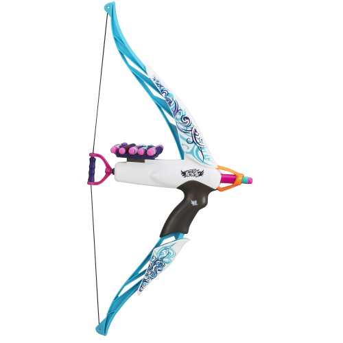 Nerf Rebelle Heartbreaker Bow (Vine Design) (Nerf Bow With Target compare prices)