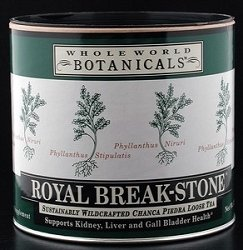 Whole World Botanicals - Wild Breakstone Tea 4.4 oz