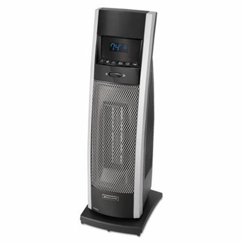 Bionaire Ceramic Mini Tower Heater with LCD Control, Black (BNRBCH9212RNU1) (Ceramic Heater Bionaire compare prices)
