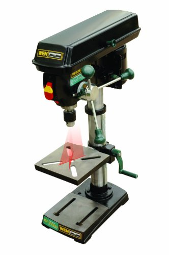 WEN Apex Pro 4210 10-Inch Drill Press with Laser