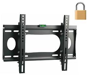 Amazon Com Installerparts Flat Tv Mount 23 37 Quot Lockable