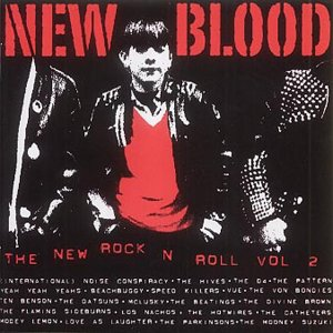 Various New Blood - The Best Of New Blood 2008 ...So Far!