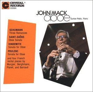 John Mack: Oboe