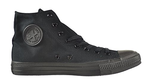 Converse Chuck Taylor All Star High Top Black Monochrome M3310 Mens 5.5