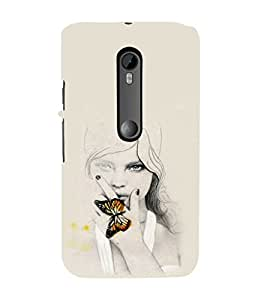 Ebby Premium Printed Mobile Mobile Back Case Cover With Full protection For Motorola Moto G3 (Designer Case)