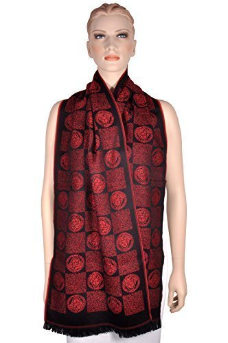 Versace Designer antisguardi sciarpa Sciale 35 x 180 x 2,5 cm - TH