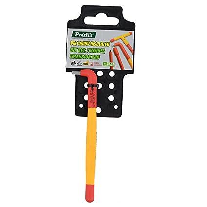Proskit-HW-V803-1000-V-Insulated-Hex-Key-Wrench