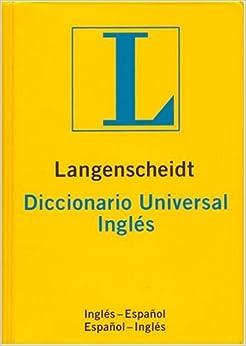amazoncom langenscheidt diccionario universal ingles
