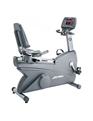 Refurbished Classic ReNew Life Fitness Recumbent Bike