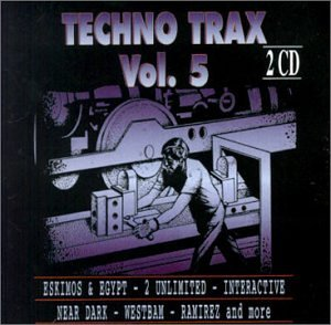 Various Artists - Techno Trax 5 (Cd 2) - Zortam Music