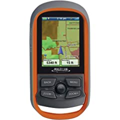 Magellan CX0310SGXNA eXplorist 310 Waterproof Hiking GPS by Magellan