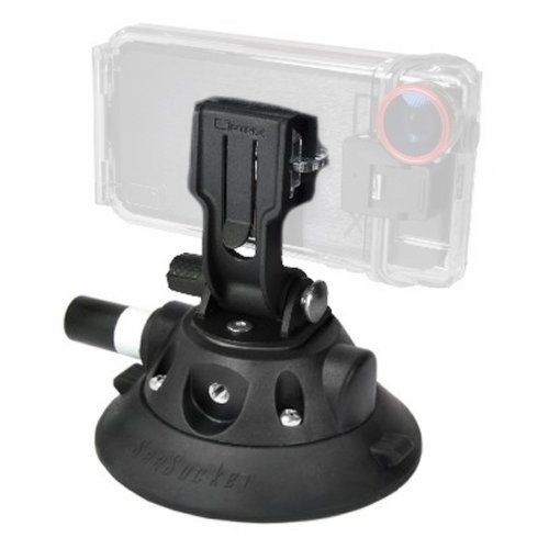 Optrix Super Sucker Mount For Iphone 5 Series Cases