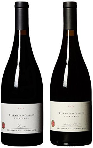 Willamette Valley Vinyards Pinot Noir Mixed Pack, 2X 750 Ml
