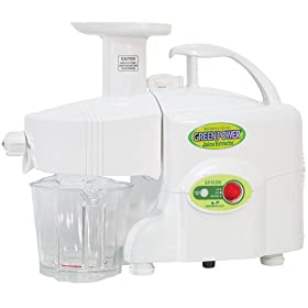 Green Power Juicer - Model KPE 1304 (High Grade) - 10 Yr. Warranty