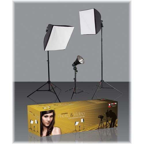 Photo Basics 403 uLite 3-Light Kit