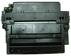 Premium Quality Q7551X High Capacity Black MICR Toner Cartridge compatible with the HP LaserJet P3005, M3027MFP, M3035MFP.