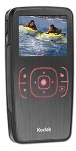 Kodak Zx1 HD Pocket-Camcorder (SDHC Karte, 5,1 cm (2 Zoll) Display, USB 2.0) schwarz