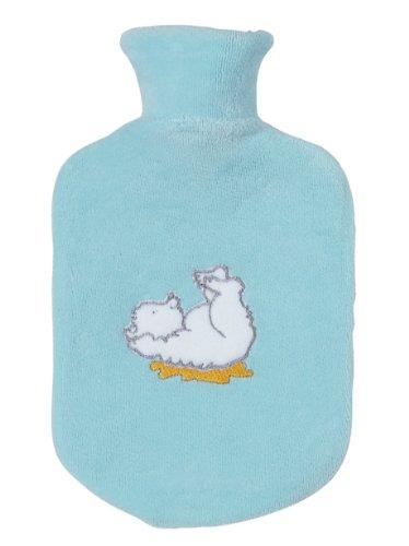 Bébé-Jou Hot Water Bottle Case with Cover Pompon