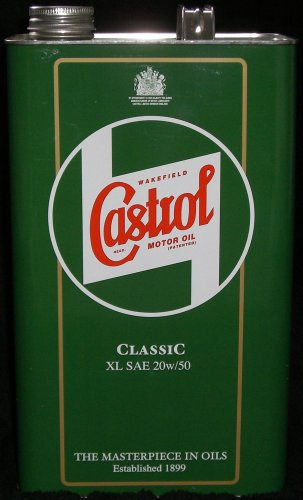 Castrol Castrol CLASSIC OIL XL SAE 20W-50 Motoröl