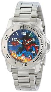 Marvel Comics Men's MA0710-D190-Bracelet Marvel 'Spider-Man' Defender Watch