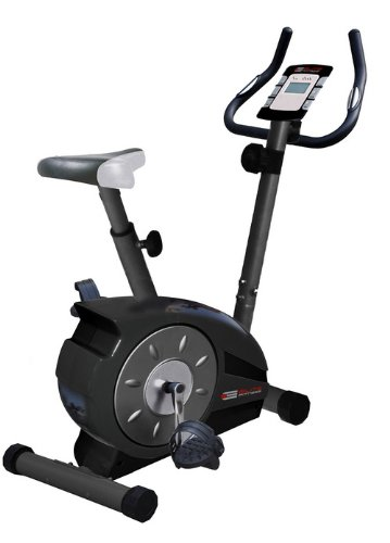 Elite Fitness Upright Bike with Pulse