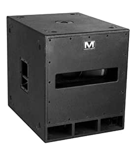 Marathon Rms-18Sw High Power Active 18-Inch Subwoofer System
