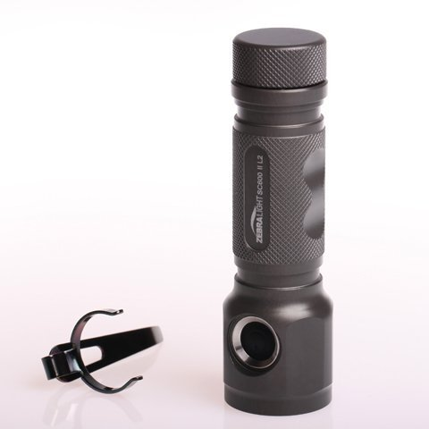 Zebralight SC600 Mk II L2 18650 XM-L2 Flashlight Cool ...