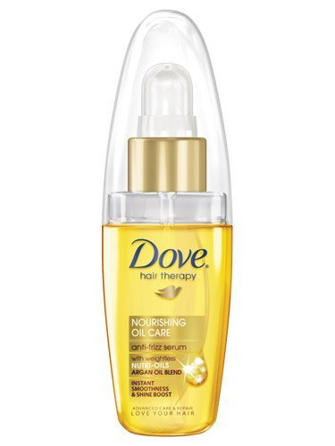 Dove Hair Therapy - Nourishing Oil Care Anti-Frizz