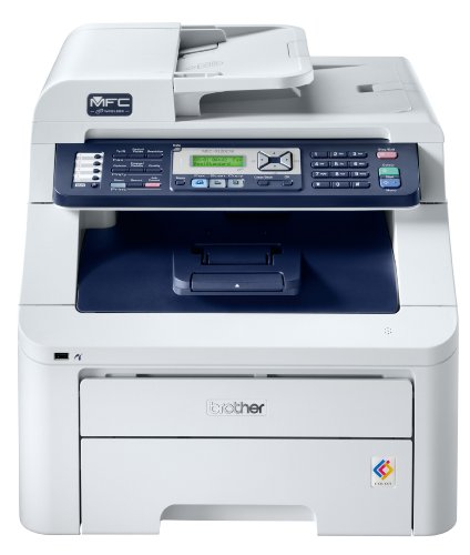 Brother MFC-9320CW High Speed Wireless Colour All-in-One Printer with Fax