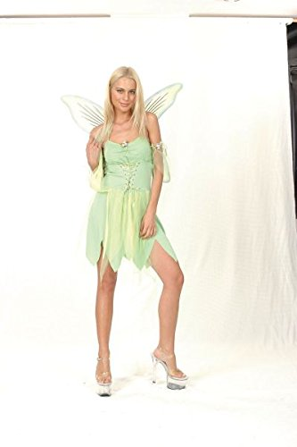 Bristol Novelty Green Fairy Adult Costume - Women's - One Size
