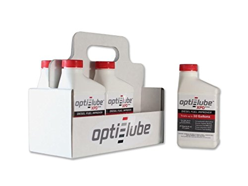Opti-Lube XPD Formula Diesel Fuel Additive: 8oz 6 pack (Opti Fuel compare prices)