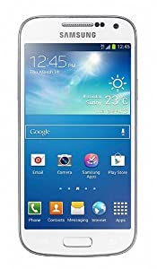 Samsung Galaxy S4 Mini GT-I9192 GSM Factory Unlocked Dual Sim - White