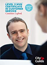 Customer Service Level 2 NVQ Candidate Logbook