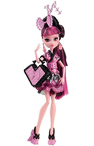 Monster High CDC35 - Draculaura Erasmus da Paura