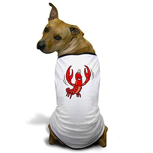 [CafePress - Crawfish Dog T-Shirt - Dog T-Shirt, Pet Clothing, Funny Dog Costume] (Crawfish Costumes)