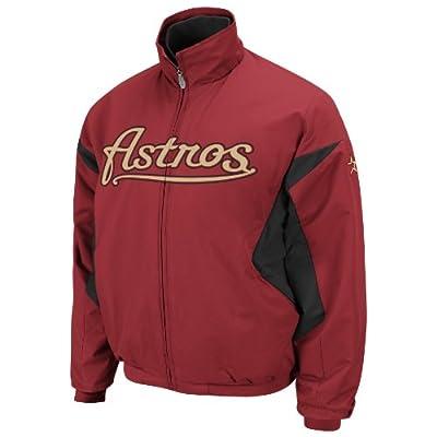 MLB Houston Astros Triple Peak Premier Jacket Boys'