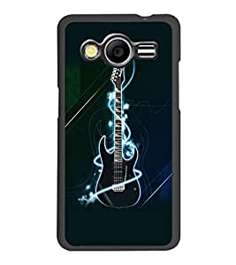 PRINTSWAG GUITAR Designer Back Cover Case for SAMSUNG GALAXY CORE 2 G355H