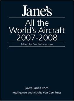 دانلود رایگان کتاب کمیاب Jane's All the World's Aircraft