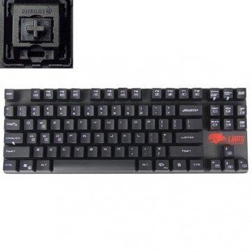 Dare-U Lbots Mechanic Mechanical Gaming Keyboard-Cherry Mx Black
