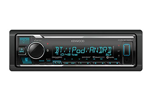 Kenwood KMMBT325 Digital Media Receiver with Bluetooth KMM-BT325U