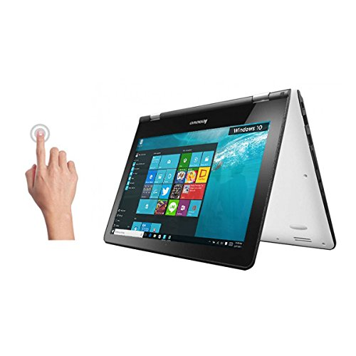 Lenovo-Yoga-300-80M1003WIN-Touch-Laptop-Quad-Core-6th-Gen4GB500GB-8GB-SSDWindows-10