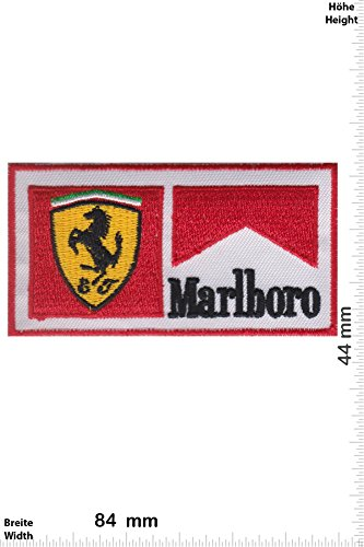 patches-marlboro-ferrari-red-sport-automobile-sport-sport-automobile-marlboro-marlboro-iron-on-patch