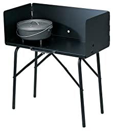 Lodge A5-7 Camp Dutch Oven Cooking Table
